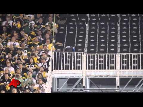 Strange Super Bowl Moments