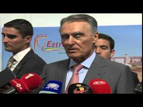 CAVACO SILVA VISITA ESTREMOZ E BORBA: AS DECLARAÇÕES DO PRESIDENTE