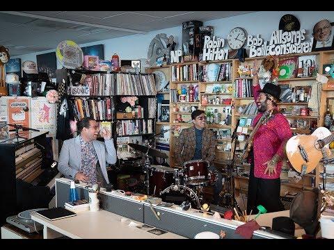 Alfredo Rodríguez Trio: NPR Music Tiny Desk Concert
