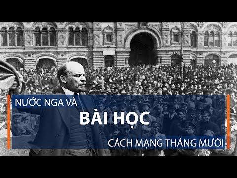 Nước Nga và bài học Cách mạng Tháng Mười | VTC1 - Thời lượng: 2 phút, 50 giây.