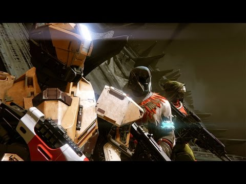 Official Destiny: The Taken King ViDoc – No Legend Is Safe