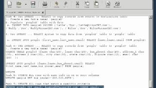 20 Mysql Database   DML UPDATE 1