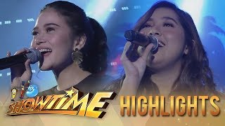 Video It's Showtime: Moira and Bela's must watch duet on It's Showtime MP3, 3GP, MP4, WEBM, AVI, FLV Juni 2018