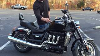 6. All About the Triumph Rocket 3 Roadster