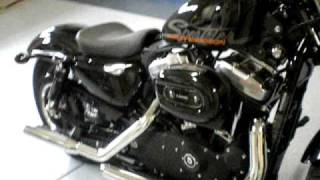 9. 2010 Harley Davidson Sportster 48 walk around and review
