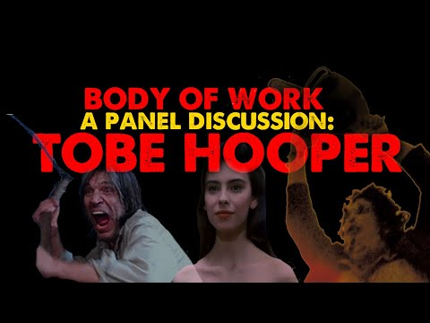 VisitedbyvoicesLive: Tobe Hooper Panel Discussion