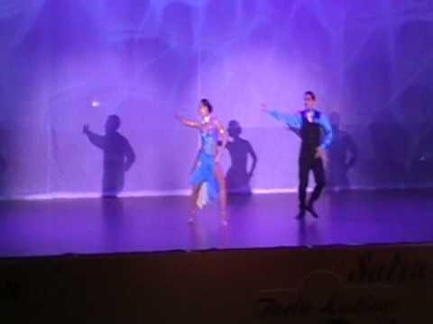 CARAMELO DANCE CO. at the ATHENS CONGRESS/TODO LATINO FESTIVAL