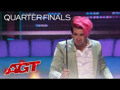 Brett Loudermilk SHOCKS the AGT Judges with a Mind-Blowing Performance - America's Got Talent 2020