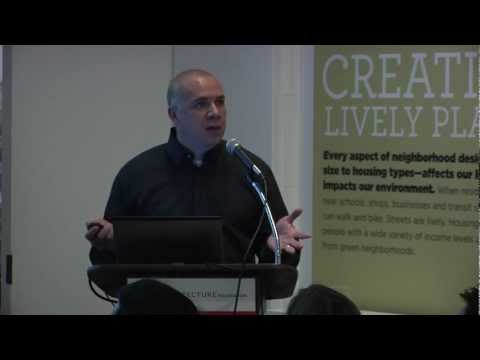 Lunch Online - Highlights from the March 21, 2012 Lunch Talk @ CAF, 