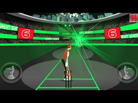 Video of Stick Cricket Super Sixes