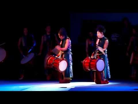 Yamato, les tambours de Nara !
