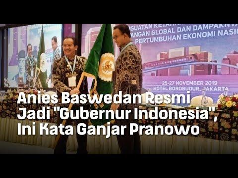 Anies Baswedan Resmi Jadi