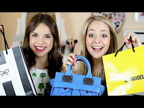 INGRID - Shopping the summer sales with my friend INGRID! :D Ingrid's Channel: http://www.youtube.com/missglamorazzi WHERE ELSE TO FIND ME ---------------------------...