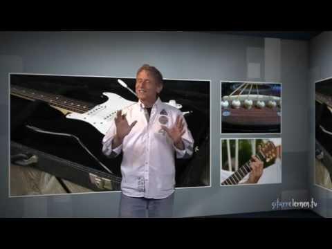 Alles über gitarrelernen.tv in 4 Minuten