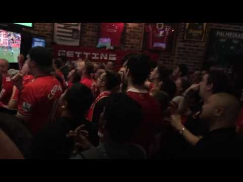 Liverpool F.C. VS Middlesbrough F.C. - Australian Support  -  Songs, Chants And Atmosphere
