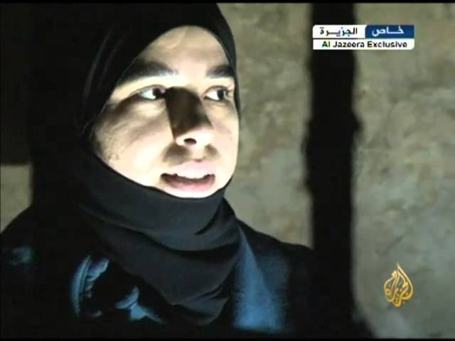 A Report on al-Jazeera on the Torture of Women in Syrian Prisons