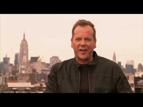Kiefer Sutherland 24 Season 8 Video Interview