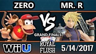 Video Royal Flush SSB4 - TSM | Zero (Diddy Kong) Vs. Mr. R (Sheik, Cloud) SSB4 GF - Smash 4 MP3, 3GP, MP4, WEBM, AVI, FLV Oktober 2017