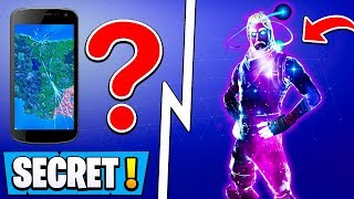 *SECRET* Fortnite Galaxy Skin! | How To UNLOCK! ( New 5.2 Update )