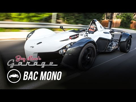 BAC Mono – Jay Leno's Garage