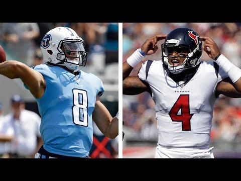 Video: NFL Week 4 Preview I Titans vs. Texans