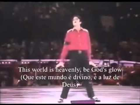 Michael Jackson- Heal The World (Letra & Tradução) By Vivi Amorim