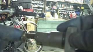 9. 2004 RMZ KX 250 F Valve adjustment Part 2 Math and chain tension