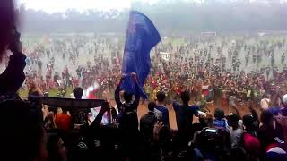 "Video ""RASIS"" Aremania dan Bonek saat laga persahabatan PSID Jombang VS AREMA U-19 MP3, 3GP, MP4, WEBM, AVI, FLV November 2018"