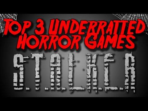 Top 3 Underrated Horror Games: Stalker