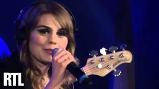 Coeur de Pirate & Roch Voisine - Hélène en live dans le Grand Studio RTL