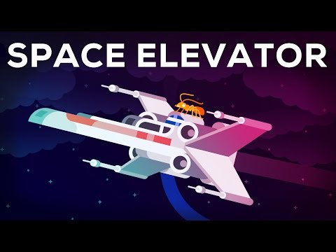 Space Elevator Science Fiction or the Future of