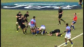 MANU SAMOA v ALL BLACKS: Highlights |