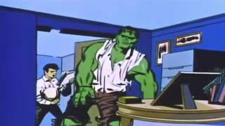 Hulk 1966 Episódio 1 Dublado