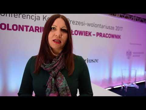 Wolontariat kompetencji, Małgorzata Marek