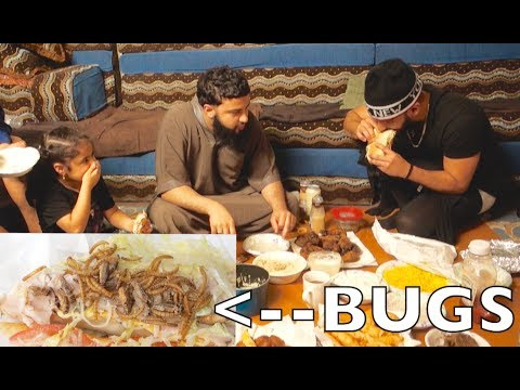 WORST RAMADAN PRANK EVER!! (ATE BUGS FOR IFTAR)