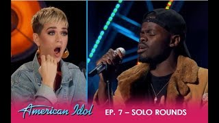 """Video Ron Bultongez: Congo Refugee Moves Katy Perry With EMOTIONAL """"Home"""" 