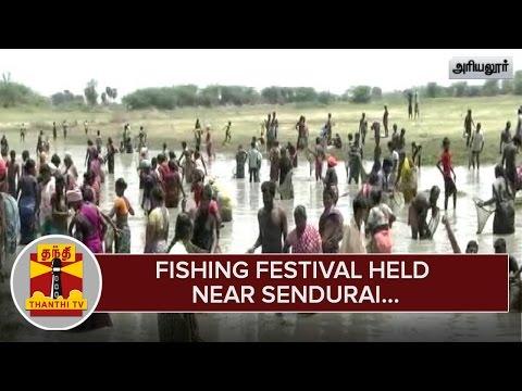 Fishing-Festival-held-near-Sendurai--Thanthi-TV