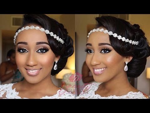 How To Slay Your Bridal Makeup Ft. BeautyBoudoir