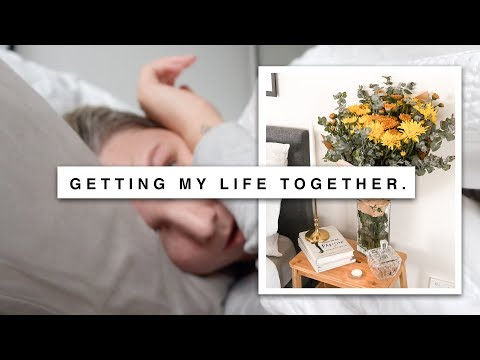Getting My Life Together - RESET Day