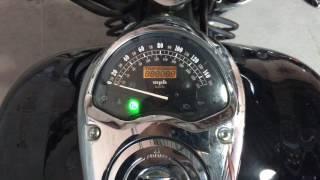 9. Honda VTX1800 T2 2007