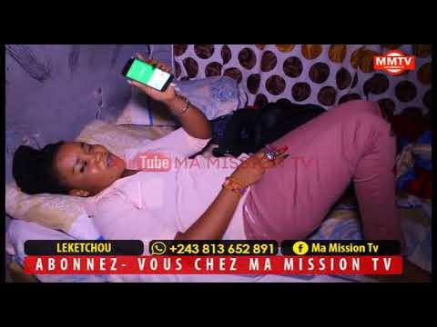 TELE CHOC 14:JAEL SHOW AKEBISI EPOUTCHA PONA VIE YA JUVENAL NA PHONE PE A PORTER YE PLAINTE