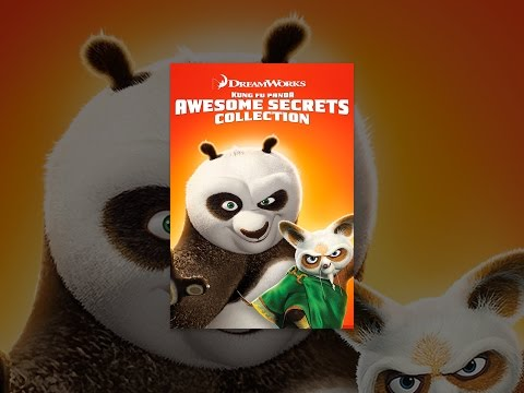 Dreamworks Kung Fu Panda: Awesome Secrets