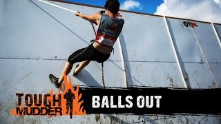 Tough Mudder | Balls Out | 2015 Obstacles - YouTube