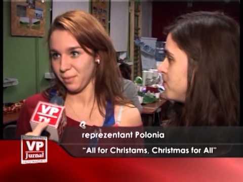 """All for Christams, Christmas for All"""