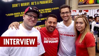 Nonton Brandi Cyrus Interview For Old 37 At Fan Expo 2015 Film Subtitle Indonesia Streaming Movie Download