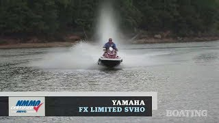 5. Boat Buyers Guide: 2019 Yamaha FX Limited SVHO