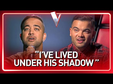 Would this Coach recognise his own BROTHER in The Voice?   Journey #95