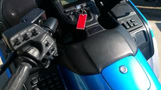 8. 2012 Honda Gold Wing® Audio Comfort (GL18HPM)