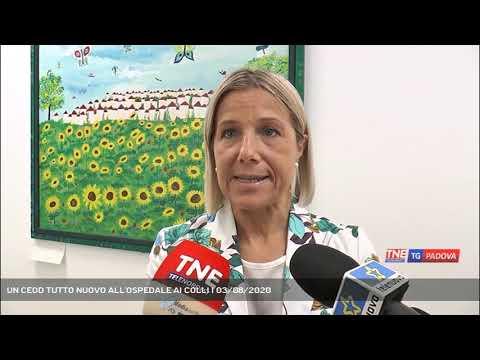 UN CEOD TUTTO NUOVO ALL'OSPEDALE AI COLLI | 03/08/2020
