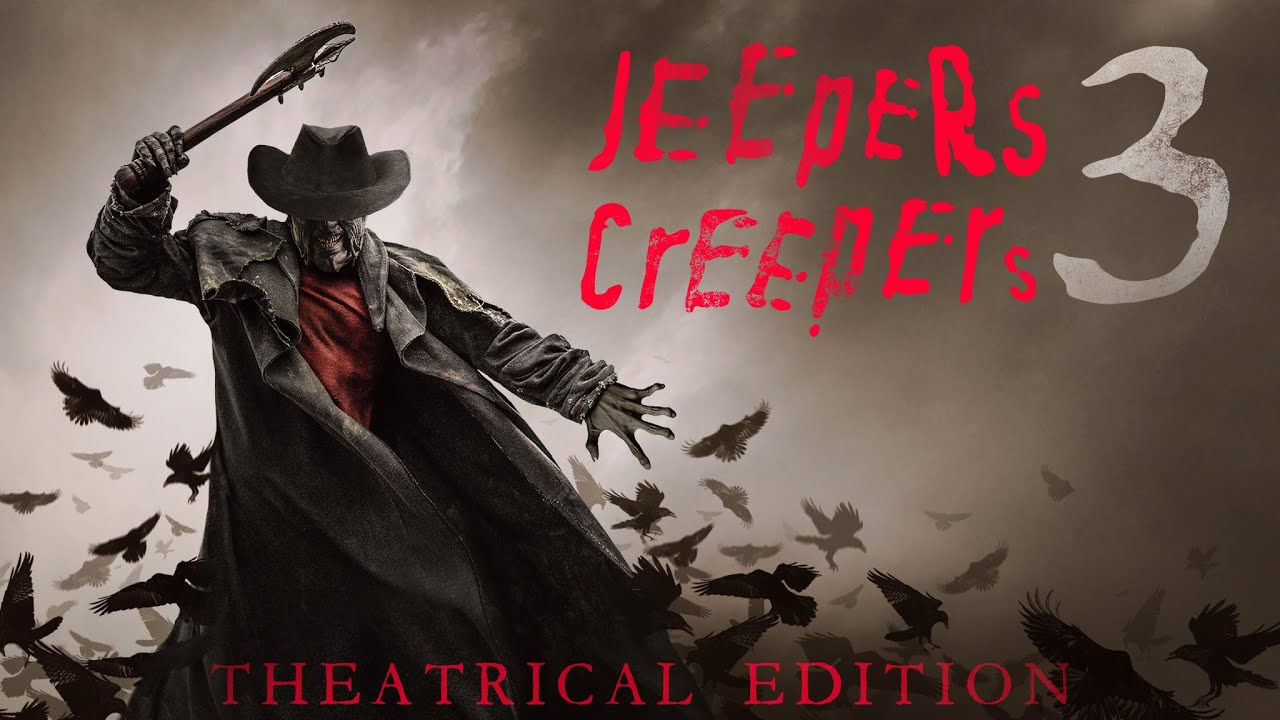 Jeepers Creepers Official Trailer - In Theaters Tuesday, September 26